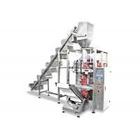 China High Speed Vertical Form Fill Seal Machine With Multi Head Weigher Auger Filler on sale