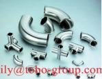 View larger image DN6 - DN100 3000LB 90 Degree Stainless Steel Elbow ASME B16.11 DN6 - DN