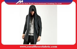 China Fashion Personalized Cotton Trench Jacket Apparel Outwear Windbreaker for Men on sale