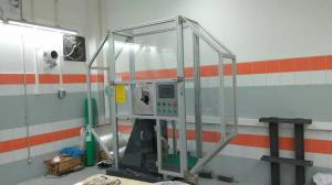 China Pendulum Charpy Impact Test machine ASTM E23 ASTM 1544 BS 131 30-150° Striking Angle pendulum impact tester on sale