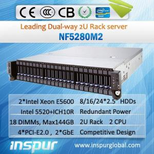 China Rack Server NF5280M2 -2U,2*socket,E5600(OEM) on sale