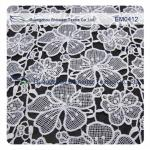 Embroidery Lace Fabric for garment,ladies dress,wedding dress
