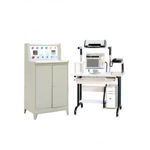 China Semi Automatic Tension Testing Machine With 150° Pendulum Pre - Elevation JB-300B on sale