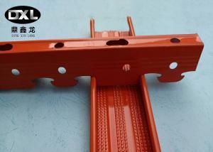 China Zinc Coated Shockproof Cassette Keel , Customized Light Steel Joists For Building on sale