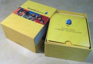 China Rosetta Stone Version 3 Korean Level 1, 2, 3, 4, & 5 Set with Audio Companion on sale