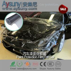 China Car body protective film roll Car paint protection film material in roll on sale