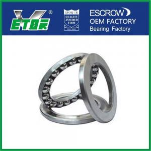 China High Speed Thrust Bearing 51109 , Cylindrical Thrust Roller Bearings on sale