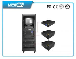 China Rack Mountable Uninterruptible Power Supply with 19 Inch 2U 3U Height for Severs / Data Rooms on sale
