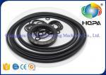 Weathering Resistance Industrial Oil Seal Kit For Komatsu PC200-5 , Black Color