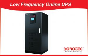 China 3ph 1.5ln  12p 0.9 Low Frequency Online UPS To provide electricity  in large sports venues or somewhere else on sale