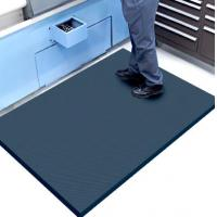 Cushioned Anti Fatigue Comfort Kitchen Floor Mats With Emboss , Custom Printed