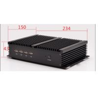 Customizable High End Industrial Kaby Lake Mini PC With Core I5-7Y54
