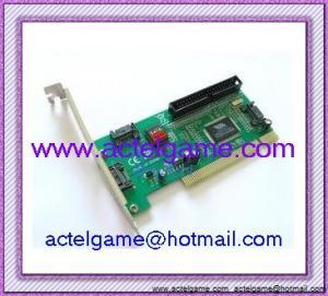 China &amp de Xbox360 3 SATA; 1 IDE ao adaptador do cartão do PCI IO ATRAVÉS das peças de reparo de microsoft Xbox360 on sale