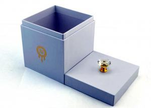 China Llittle Lipstick Luxury Packaging Boxes , 3x3x3 4x4x4 White Gift Boxes Fragrance Watch Packaging on sale