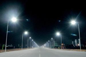 China 15000lm Output LED Street Light High Power  SMD5050 Light Source on sale