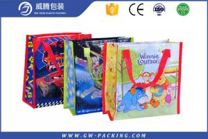China Eco Friendly Shopping Bags , High Tensile Strength Recycled Shopping Bags on sale