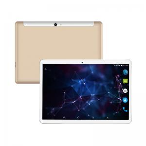 China Dual Camera Android 7.0 Tablet PC 4G LTE 1920 * 1200 lPS With Sim Card Slot on sale