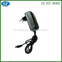 China dc ac power adapter 12v 1a 1.5a 2a 5V 1A 2A 110v-240v AC to DC for LED on sale
