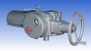 China ISO5210 signal gate 20V Electric Actuators for globe valve, gate valve, throttle valve on sale