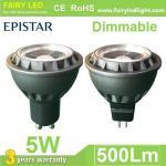Triac Dimmable MR16 GU10 E27 Spot Bulb 3W 5W