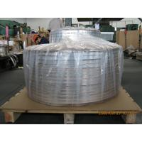 China Thick Aluminum Strips , Sheet Metal Strips For Cable Shielding And Armor Jacket on sale