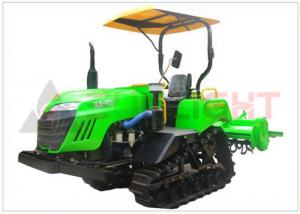 China Small Triangle Crawler Farm Tractor Agriculture Farm Equipment HST AUTO Control on sale