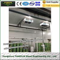 Rigid Polyurethane foam walk-in freezer insulated panel