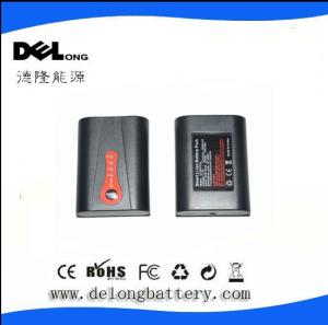 China Rechargeable Li-ion Heated Vest Battery , Electric Heated Waist Belt Battery on sale