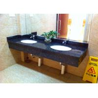 China Prefabricated Granite Overlay Countertops With Apron Skirting , Easy To Clean on sale