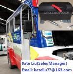 Philippines E-jeepney electrical folding bus door opener,bus door closer,bus door motor,bus door mechanism(BDM100)
