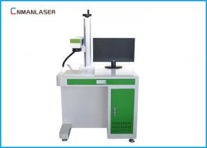 China CO2 Air Cooling Desktop  Laser Marking Machine 30w With Laptop Rotary Devices on sale