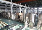 Stable Performance Jam Production Line Fruit Juice Processing Machines 50-60 Hz