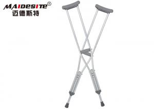 China Aluminum Light Weight Under Arm Crutches For Patient People MD-A01 on sale