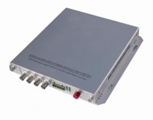 China DVI Fiber Optic Multiplexer 1310nm / 1550nm Input / Output Wavelength 4Gbps Baud Rate on sale