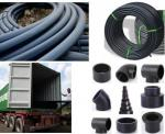 Hdpe pipe sizes fittings dimensions