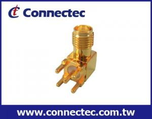 China RF Connector SMA Connector SMA Series Cable Connector on sale