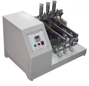 China NBS Rubber Abrasion Tester / Testing Machine 45° Incline Angle on sale