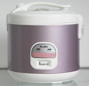 China Coumputer Deluxe Stainless Steel Rice Cooker with bridge handle auto keeping warm on sale