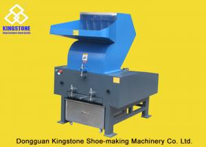China PP PE PVC PET Shoe Making Equipment Recycled Plastic Crusher Grinding Machine on sale
