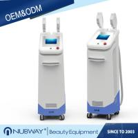 China new technology three in one vertical multifunctional shr ipl hair removal machine on sale