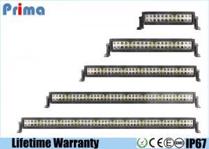 China 52 Inch Cree LED Light Bar , Super Bright 300 Watt Jeep LED Light Bar on sale