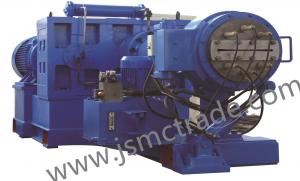China Low Energy Consume Rubber Strainer Extruder For Rubber Sheet Plant on sale