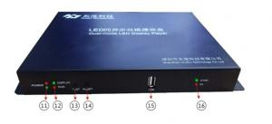 China rgb led  display video wall controller  asynchronous and sychronous HD-A601 on sale