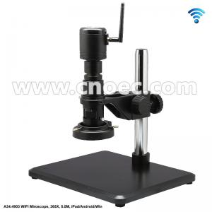 China WIFI 365X 5.0M Hand Held Digital Microscope For iPad / PC / Android A34.4903 on sale