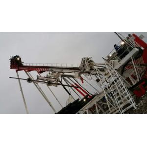 China Oilfield Rig Equipment Drilling Rig Top Drive Inclined Adjustable Mast  12 - 90 Deg on sale