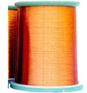 China Transformer Winding Copper Enameled Wire Round 120 Class High Performance on sale