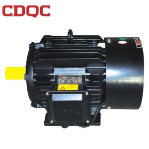 China Industrial 3 Phase Motors , Foot Mounted Electric Motor 5 Kw Uabpd Series on sale
