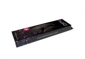 China hair extension box wholesale on sale