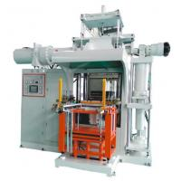 Dual Temperature Zones Control Horizontal Injection Machine For Rubber Boots