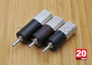 China 12 Volt 2078 Gf.cm mini DC Gear Motor With Electric Window Blinds on sale